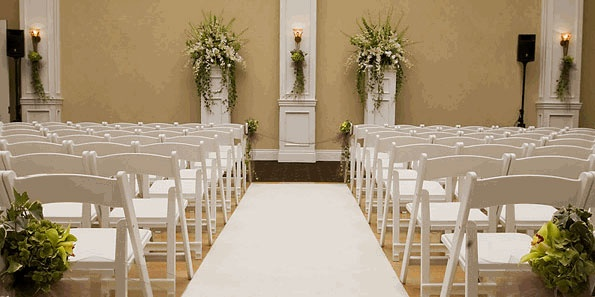 Oceano Hotel & Spa Indoor Wedding Location - Terry Plank on Vendor List for Officiating