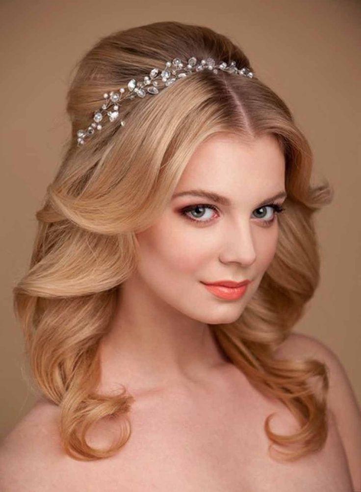 100% Handgemaakte Haarband Prinses Crystal Tsjechische Rhinestone Bridal Hoofdband Hoofddeksel Bruiloft Haaraccessoires Sieraden