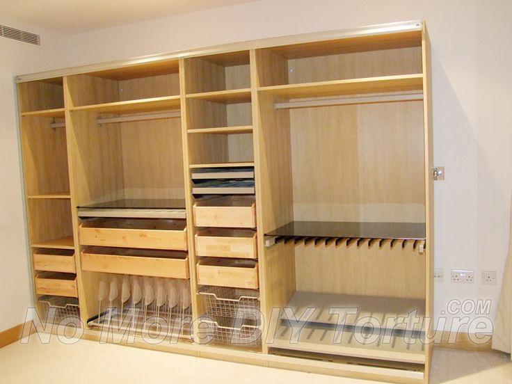 53 best images about dressing on pinterest ikea wardrobe for Ikea creation dressing