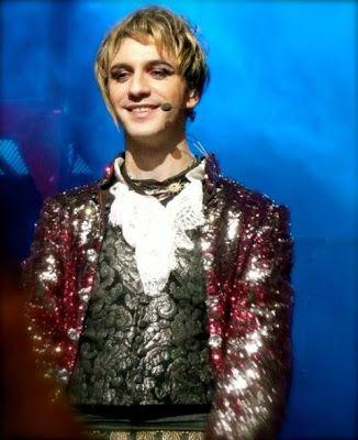 News From France: Mozart l'Opera Rock - 21 Nov. 2010