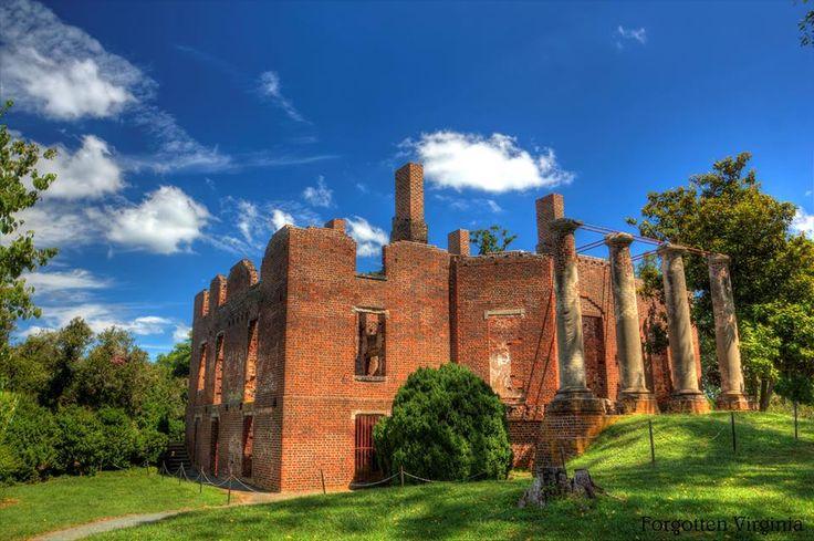 Barboursville Ruins, Virginia