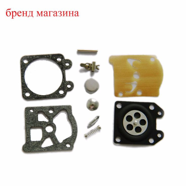 High quality Carb kit For Husqvarna 136 137 141 142 WALBRO Carburetor Chainsaw Parts
