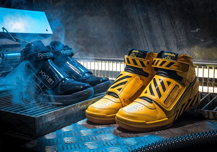 #sneakers #news  On #AlienDay, Reebok Unveils Two-Pair Collectors Item Inspired By Final Battle In Aliens