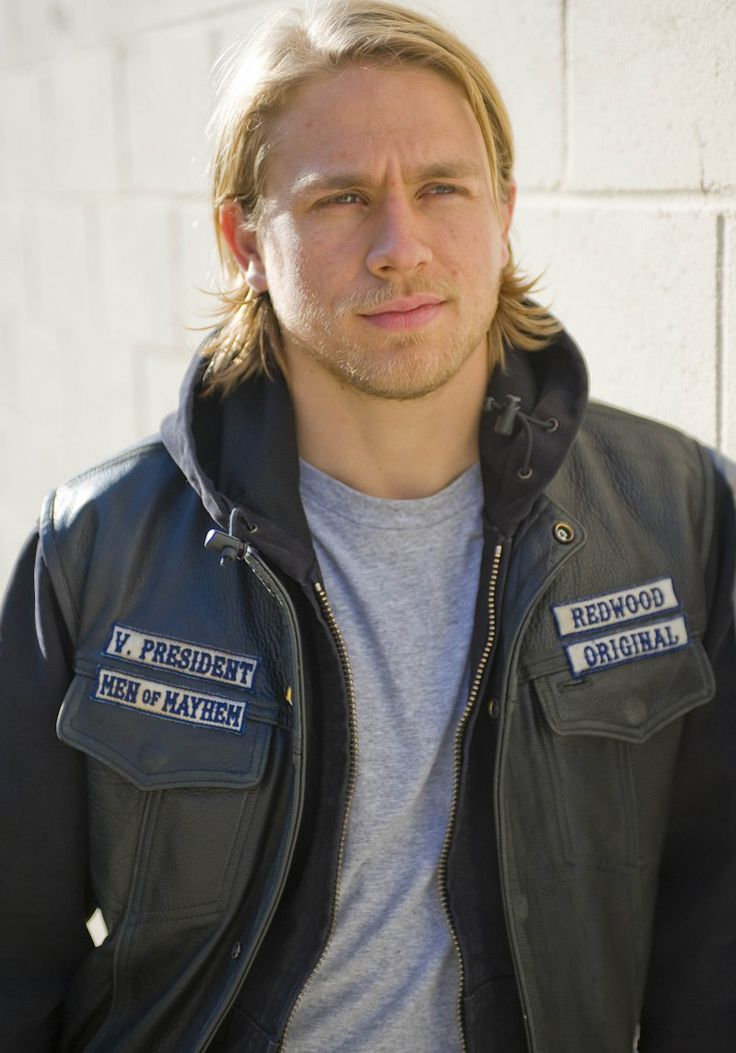 All the Times Charlie Hunnam Made Your Heart Skip a Beat on Sons of Anarchy
