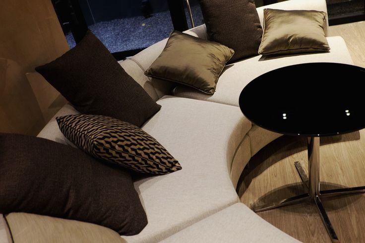 Sofa pillows interior