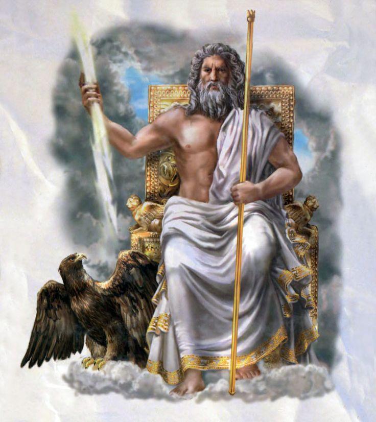 Мифы Древней Греции. Греческая мифология