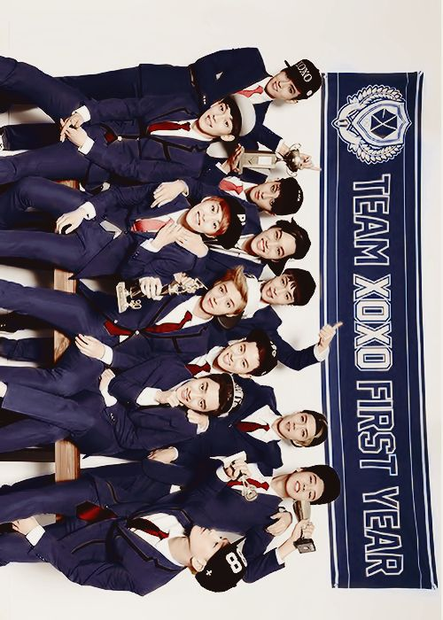EXO... I think Im graduallly starting to become an exo l... :O get free domain on http://qi.fi