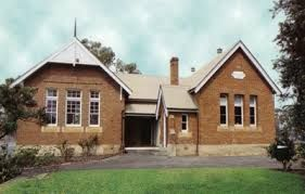 Image result for nsw blacktown history: public school in flushcombe rd., this was the infants' school section. The boys' school was behind & the girls' school behind that.