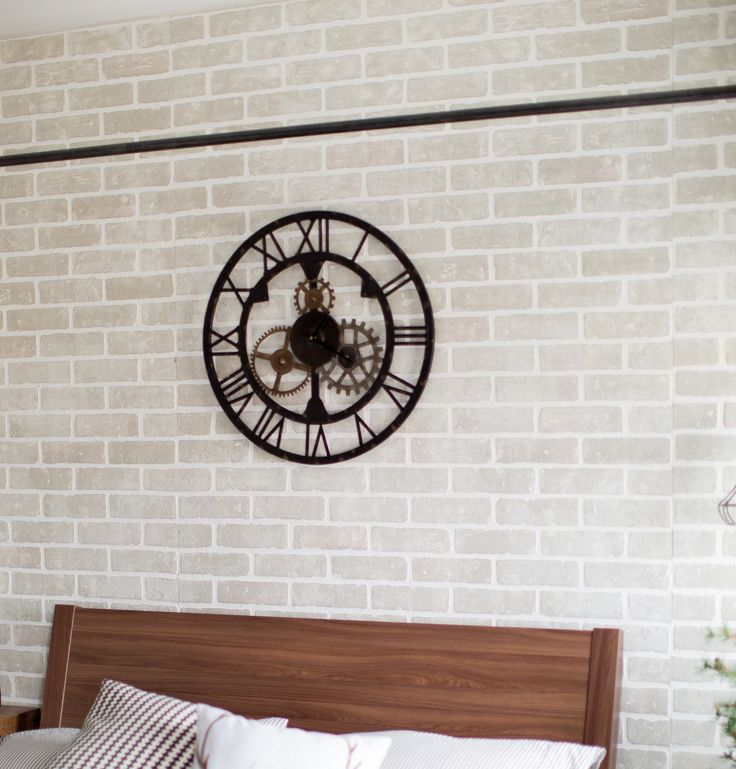 How to Install Faux Brick Panels