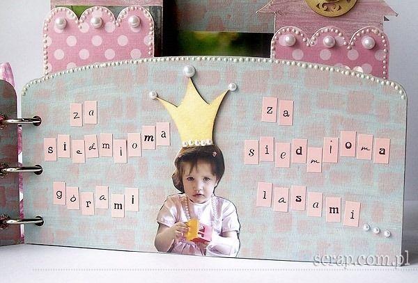 Album małej księżniczki