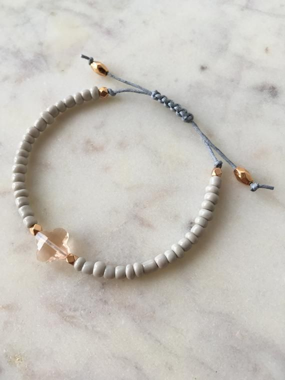Welcome To Notes From The Heart Co The Richmond Range Glass Bead Bracelet With A Beautiful Fa Beaded Bracelets Glass Beaded Bracelets Contemporary Bracelets