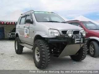 Difflock View Topic Terios Suspension Lift Going