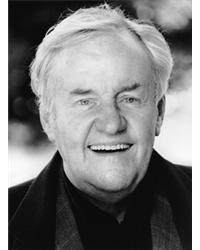 Richard Briers; hated it when he left monarch of the glen - he was wonderful on it