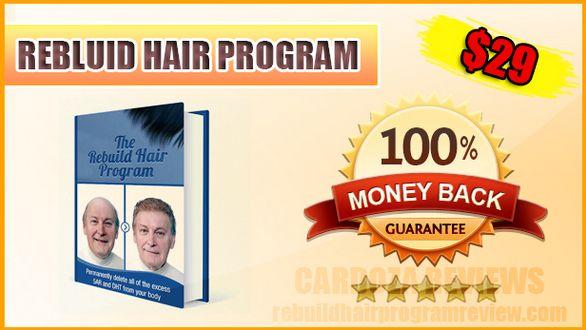 Rebuild Hair Program Review By Jared Gates - Does It Really Work?The Rebuild Hair Program Review