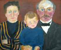 Bonnichsen family - Emil Nolde