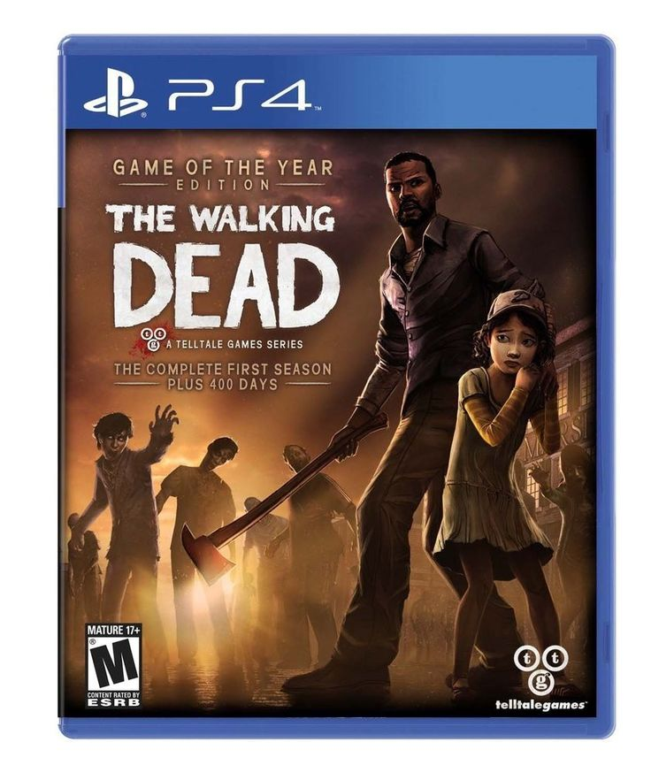 Ps4 The Walking Dead The Complete First Season PlayStation 4 Fun PS4 Games Gifts #Ps4 #TheWalkingDead #Playstation4 #Playstation #Games #Gamer #Gaming