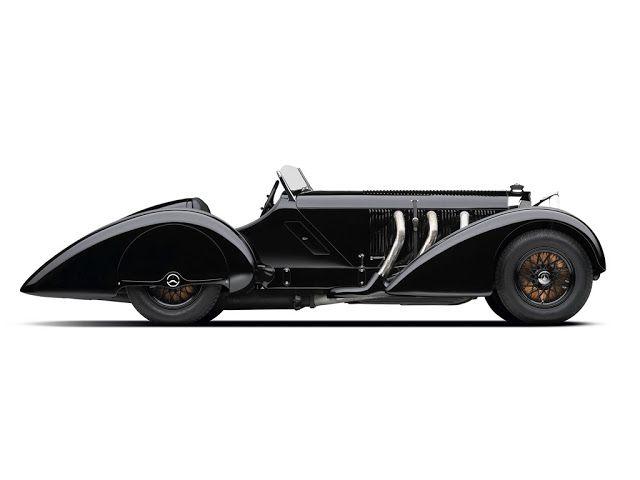 Mercedes-Benz 710 SSK Trossi Roadster (1930)