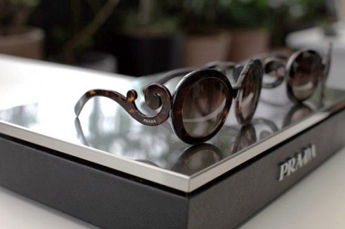 Have these, love these.  Large statement sunglasses. My daughters are already fighting about who will inherit these when I'm gone.