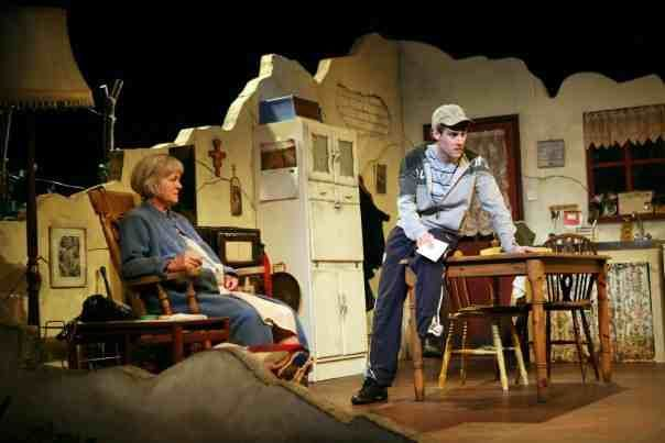 The Beauty Queen of Leenane. London Classic Theatre. National Tour. Scenic design by Kerry Bradley. 2009