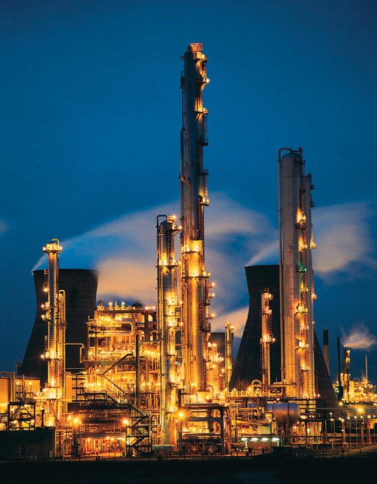 Petrochemical refinery