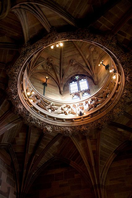 Gothic architecture by David IFA, via Flickr