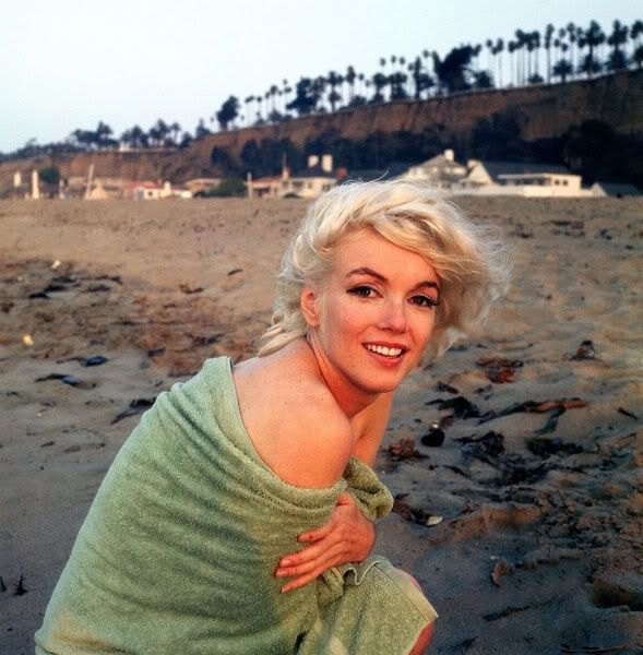 As Últimas Fotos da Marilyn Monroe 1962 – George Barris