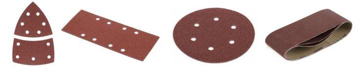 - K40-K80: verwijderen oude verflagen - K80-K120: opschuren nieuw hout - K120-K180: opschuren van bestaande verflaag - K180-K240: opschuren tussen verf- en laklagen