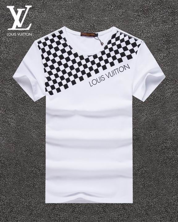 Louis Vuitton men T,shirts,LV12188 in 2019