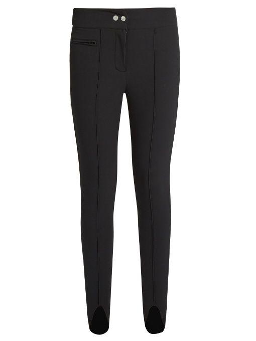 FUSALP Allure stirrup ski leggings. #fusalp #cloth #leggings