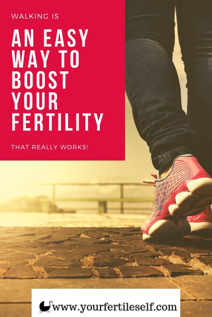 Regular Walking Has Tremendous Impact On Health And Fertility