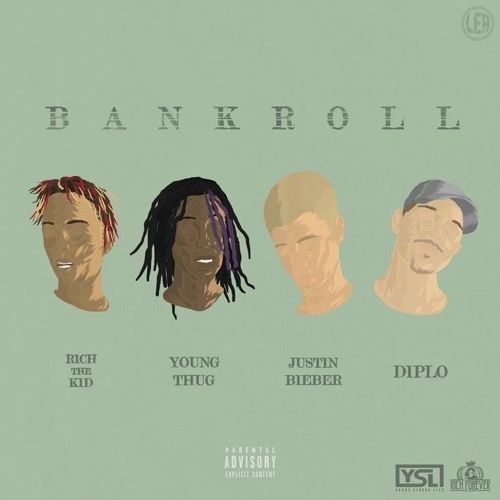 """If you woke up today and said to yourself, """"damn, we need more Justin Bieber rap verses in 2017,"""" then Diplo has got you fucking covered. Bieber appears alongside Rich The Kid and Young Thug on the new single """"Bankroll,"""" which you can click to check out."""