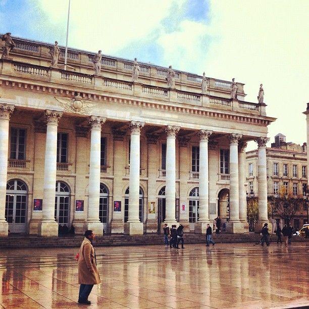 Grand Théâtre, Bordeaux - France