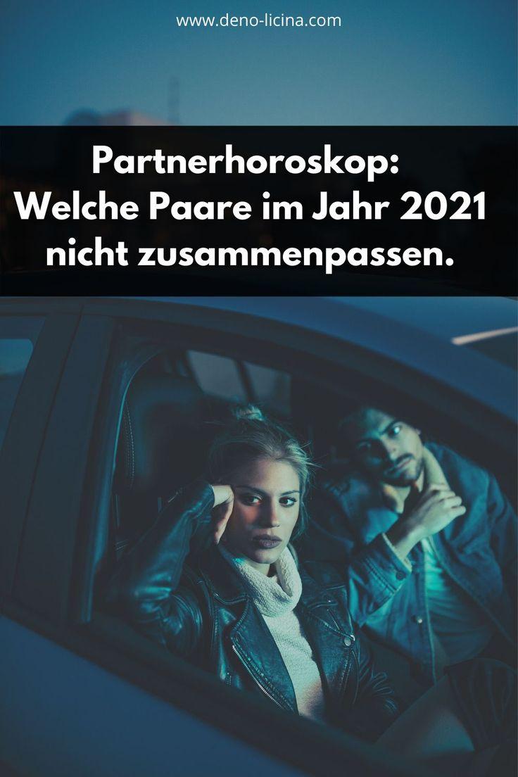 Partnerhoroskop: Welche Paare im Jahr 2021 nicht