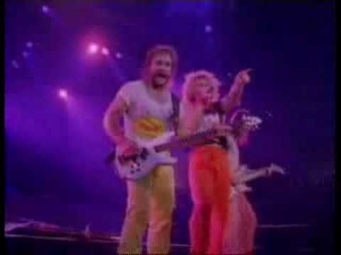Van Halen - Best Of Both Worlds (Live) 1986 - Sammy Hagar