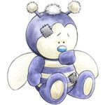 Carte Blanche - My Blue Nose Friends - Honey