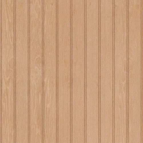 American Pacific 4 X 8 Unfinished Beaded Oak 2 Quot Veneer