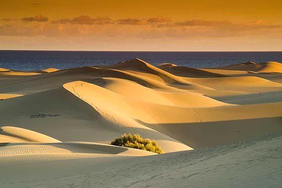 Cuatro rutas para recorrer la isla de gran Canaria