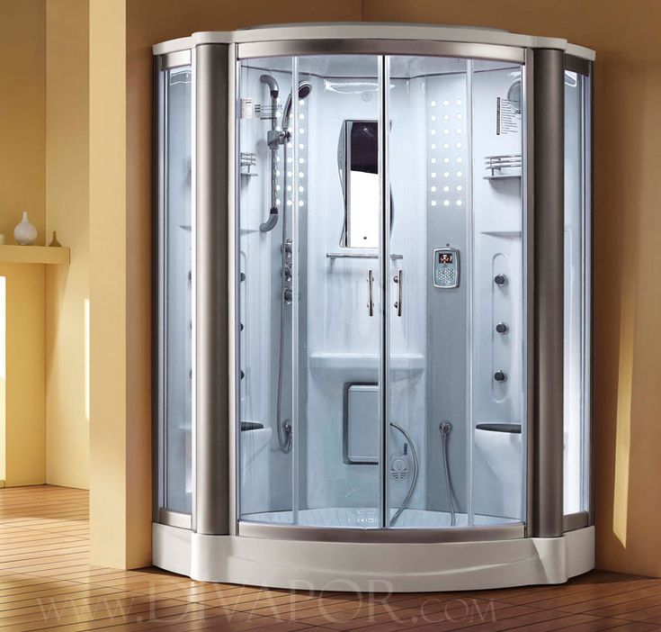 At Home Steam Room/shower
