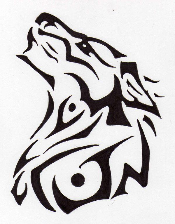 Tatuajes De Lobos Para Dibujar Art Wolf Tattoo Design Art Drawings