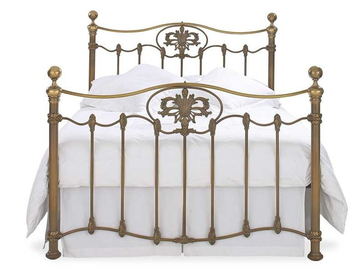 Camolin Bronze Patina with Antique Brass Bedframe Style, elegance, and a touch of class personifies the Camolin bedstead. Created from an original, traditional design, the Camolin has been crafted to exude heritage and noble ancestry.
