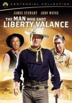 John Wayne, Jimmy Stewart, Lee Marvin, Vera Miles