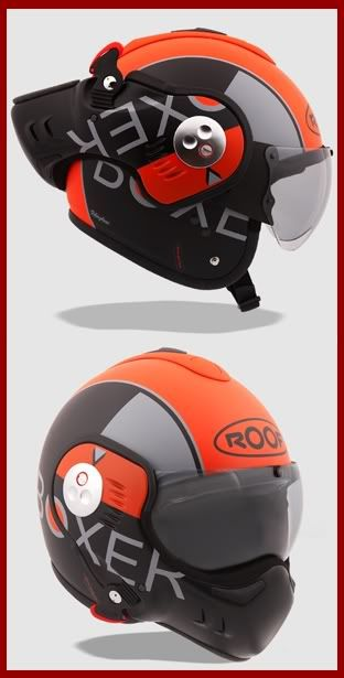 The helmet I want for the new bike (if I ever finish it).