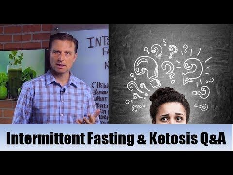 Keto and Intermittent Fasting: the Big Overview for Beginners - YouTube - Dr. Er...