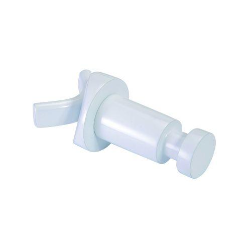 Rawell bílý - háček na otopné těleso  sanita cz  224 kč