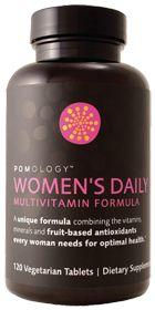 Pomology Women'S Daily Multivitamin, 120.0 Each , Veg Tablets