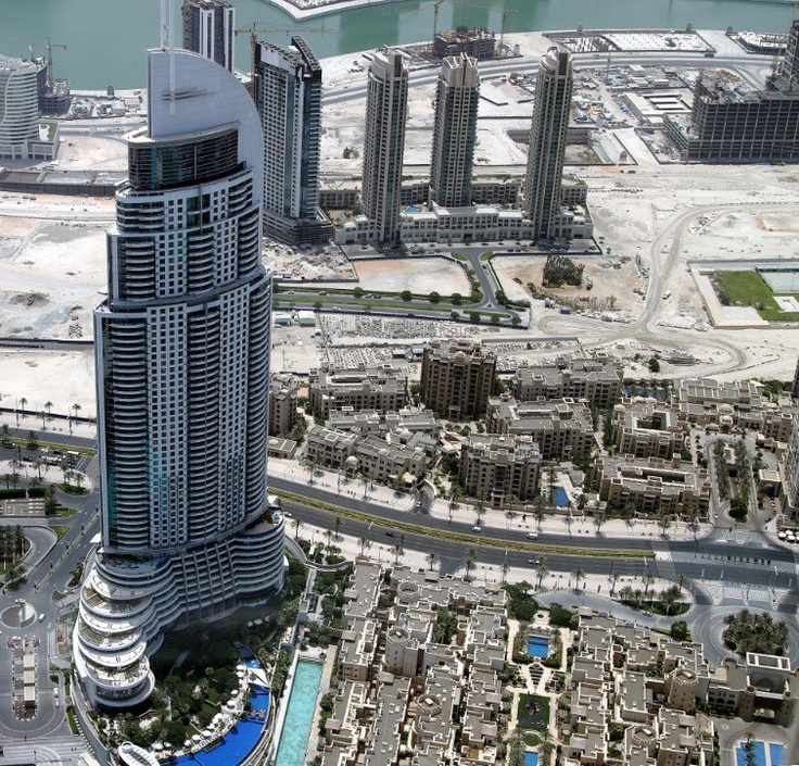 The Address Downtown Dubai 140 best Dubai
