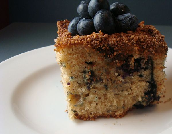 Blueberry Coffee Cake | Cakes | Pinterest