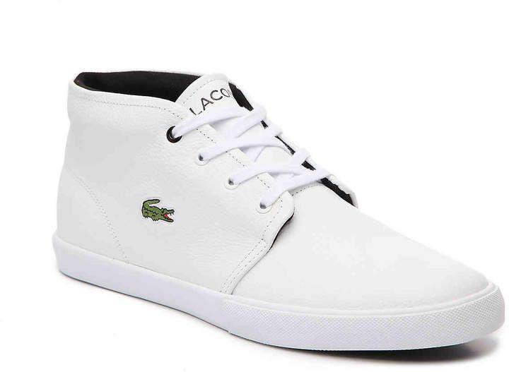 Lacoste Asparta Mid-Top Sneaker - Men's