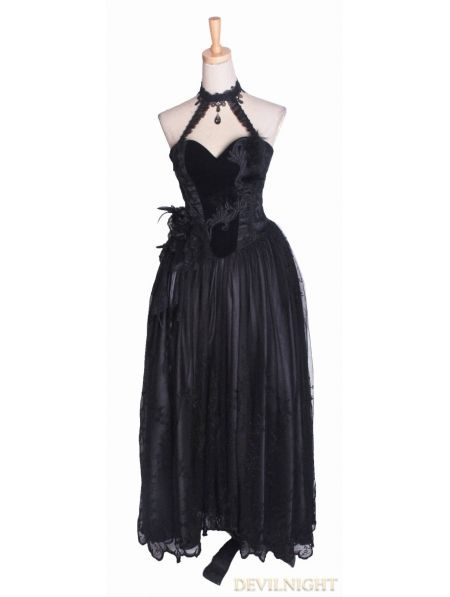 gothic prom dresses (08) | Cheap, Short And Unique Prom Dresses ...