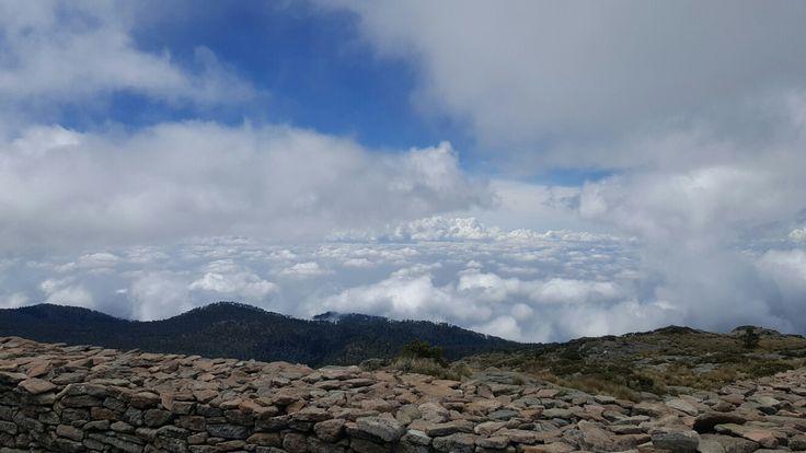 Monte Tlaloc, Edo. De Mex.